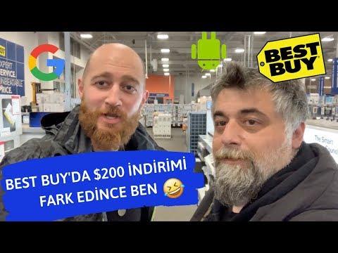 TIMUR AKKURT ILE BEST BUY'I GEZDIK | Amerika'da Teknoloji Fiyatları Ocak 2019