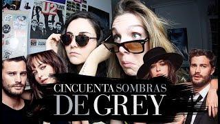 COMENTANDO 50 SOMBRAS DE GREY | Andrea Compton ft Inés Hernand