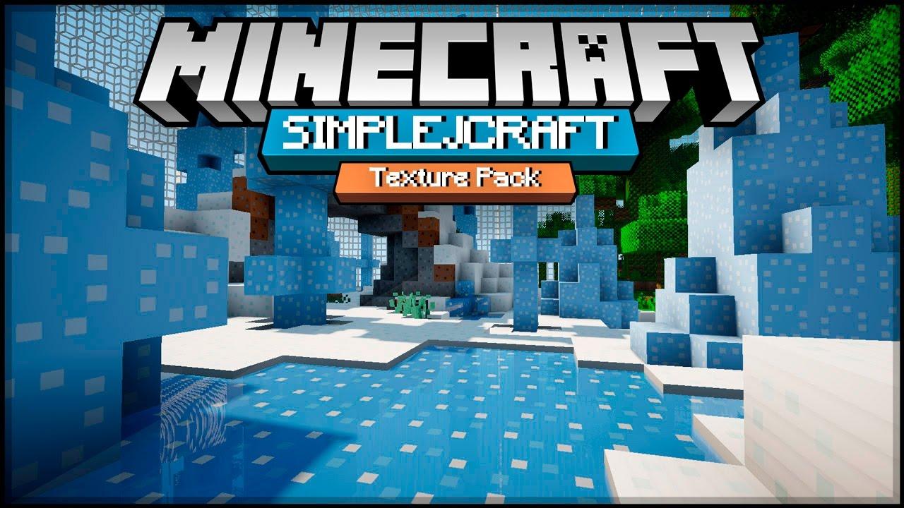 Simplejcraft 8x8 Minecraft Texture Pack 1 11 1 10 1 9 No Lag