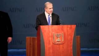 the algemeiner prime minister benjamin netanyahu at aipac 2012 part 1