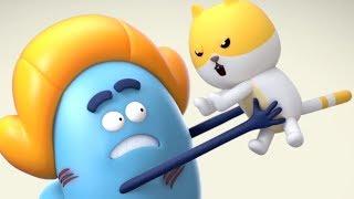 Kitty Kan't Wait | AstroLOLogy Cartoons | Short Stories For Children
