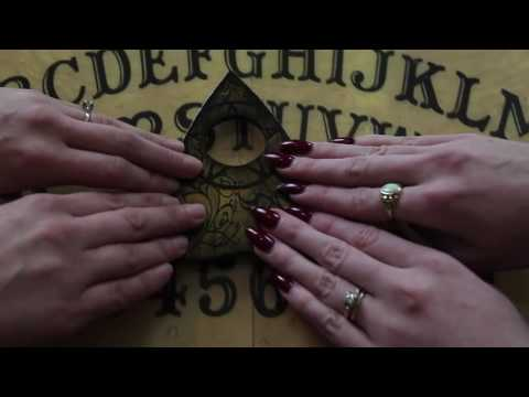 DIY Ouija Board Table, Witch Crafting #1