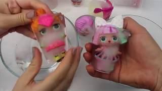LOL Sürpriz Big Sister Bebekleri Dondurma Challenge LOL Bebek Özelliklerini Keşfettik BidünyaOyuncak