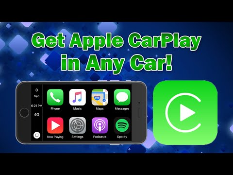 How to Get Apple CarPlay in Any Car for Just $3!