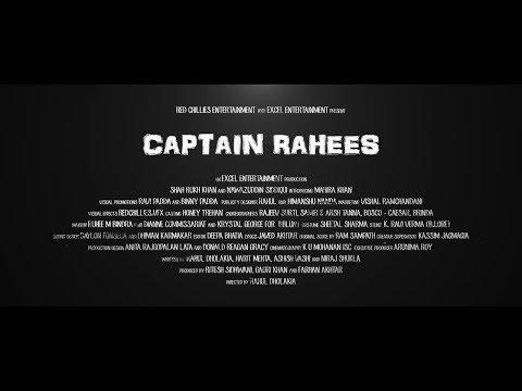 Captain Rahees Trailer