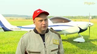 Самолёт Акм-5 - Light Sport Aircraft По Очень Разумной Цене