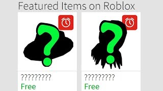 HOW TO GET THESE ITEMS FOR FREE!! (Roblox)