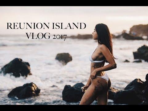 REUNION ISLAND VLOG 2017