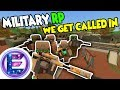 Military RP - WE GET CALLED IN! - Town being taken over - Unturned RP