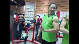Favorite Asian Female Bodybuilders (Photo Slideshow #4)