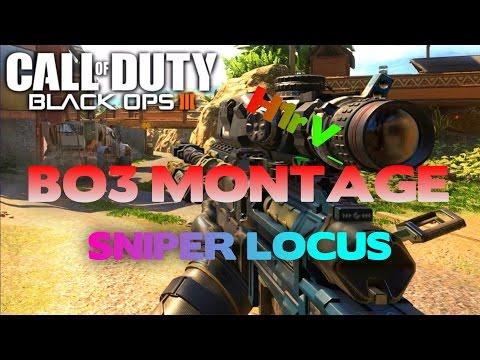 BO3 Montage Sniper Locus