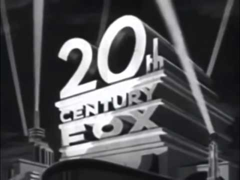 20th Century Fox logo (1953) [with 20th Century Pictures music]