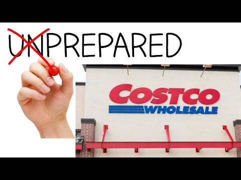 15 CHEAPEST Costco Emergency Stockpile Things to Buy NOW!