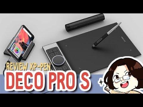 REVIEW - BẢNG VẼ XP-PEN DECO PRO SMALL