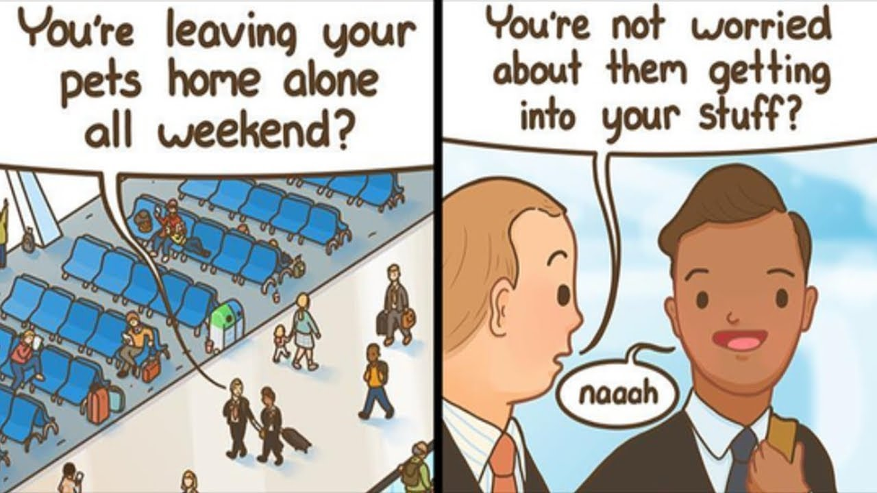 Comics People With Dark Humor Will Probably Enjoy By Good Bear Comics