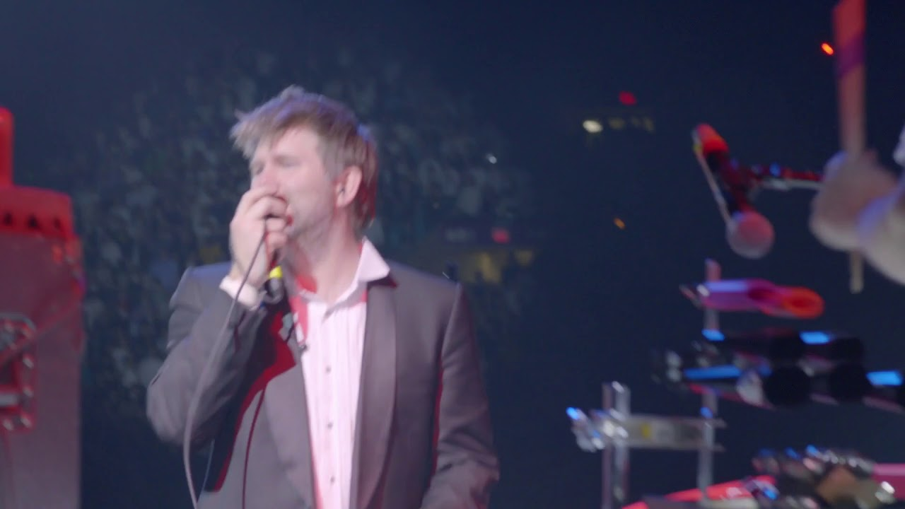 Download LCD Soundsystem with Arcade Fire - North American Scum (Shut Up and Play the Hits)