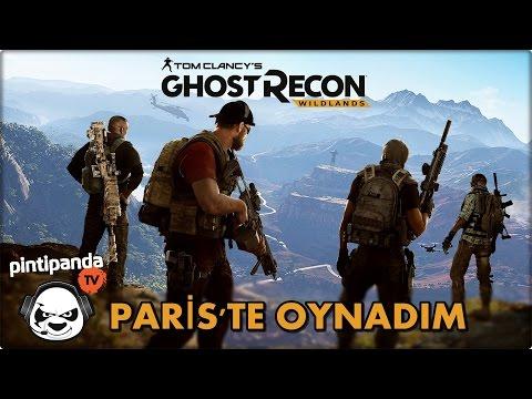 TÜRKİYE'DE İLK BAKIŞ | Ghost Recon : Wildlands