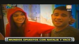 Esto es Guerra: Yaco lleva a Natalie a desayunar a La Parada - 21/06/2013