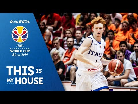 Nicolo Mannion (9 points) Highlights vs. Netherlands