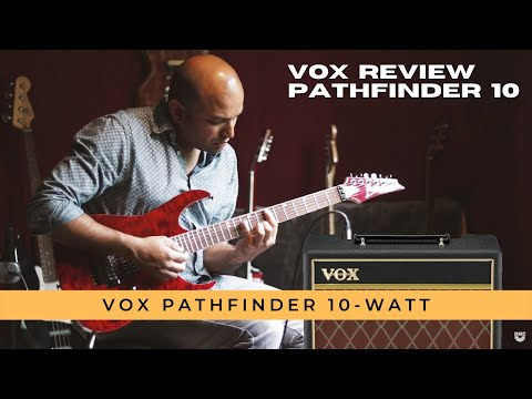 VOX V9106 Pathfinder 10 review & demo tones