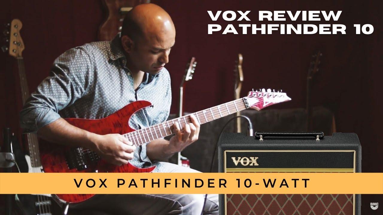 vox v9106 pathfinder 10 review demo tones youtube. Black Bedroom Furniture Sets. Home Design Ideas