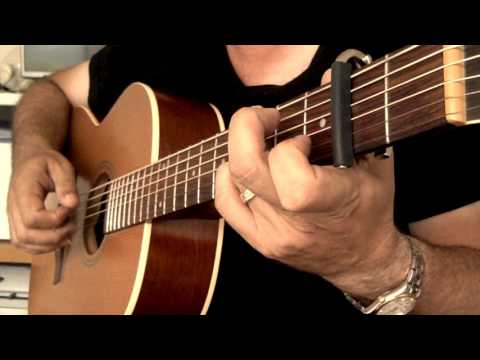 "Easy  "" HALLELUJAH "" Acoustic Guitar Cover"