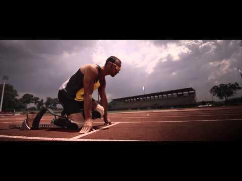 Oscar Pistorius - A leggyorsabb futó lábak nélkül...