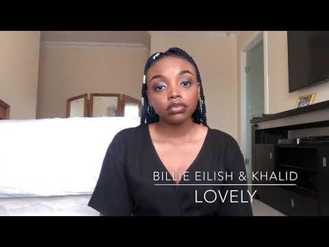 Billie Eilish & Khalid - Lovely (cover) | XAÉ