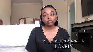 Billie Eilish & Khalid - Lovely (cover) | XAÉ