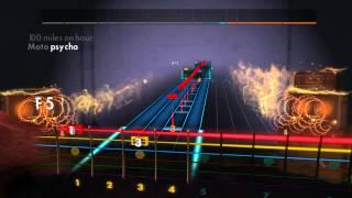 Rocksmith 2014 (CDLC)  Megadeth - Moto Psycho (Rhythm 100%)