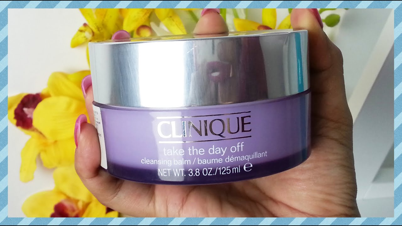 Take The Day Off Cleansing Balm by Clinique #11