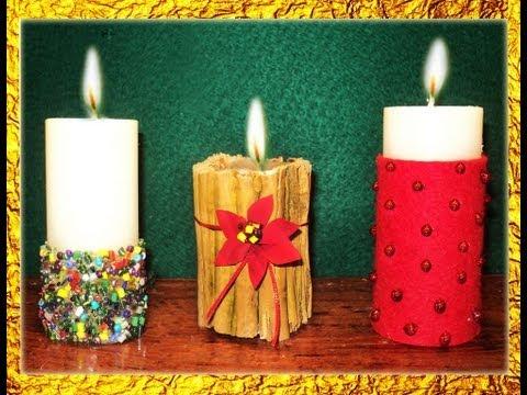 Full download como decorar vela - Como decorar velas ...