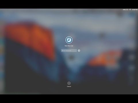 How to Reset macOS Sierra Forgotten Password - without Losing Data MacBook Pro, Air