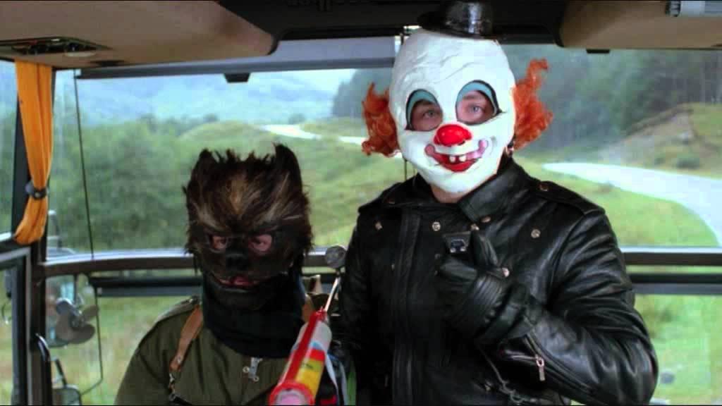 Restless Natives (1985) – Comedy, Crime