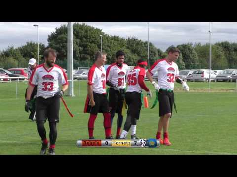 BritBowl 2016 Adult Final - London Rebels v Glasgow Hornets