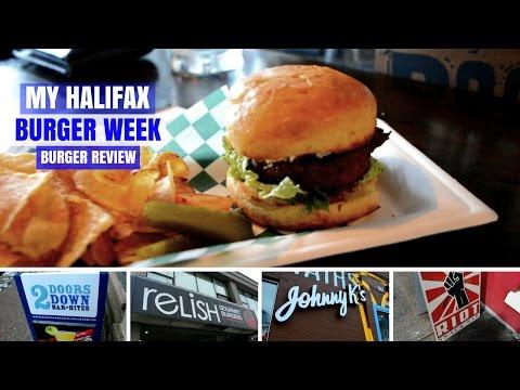 Burger Week -My Halifax - Things To Do In Halifax