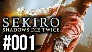 SEKIRO #001 ❤️️ Meister der Schwertkunst - Let's Play | Deutsch | Gameplay