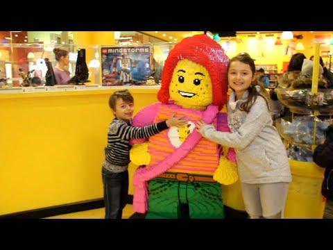 HQ Discover Legoland Toronto, Canada - Kids