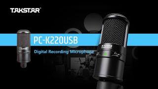 Takstar microphones | PC-K220U…