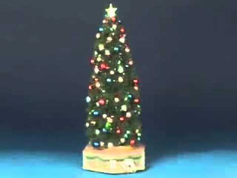 Lemax Magestic Christmas Tree