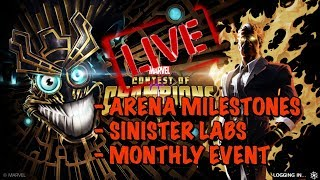LETS GET SOME OF WHATEVER DONE/MARVEL CONTEST OF CHAMPIONS