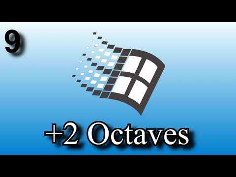 100 Windows 95 Startup Sound Effects (1-20)
