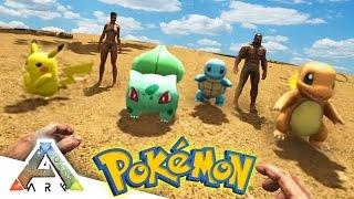 connectYoutube - POKEMON IN ARK?! - ARK SURVIVAL EVOLVED POKEMON MOD #1