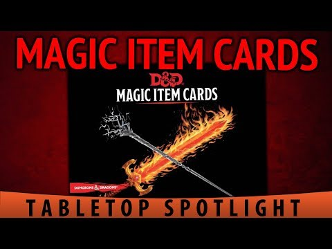 Repeat Magic Item Card Template for D&D | Free Download! by
