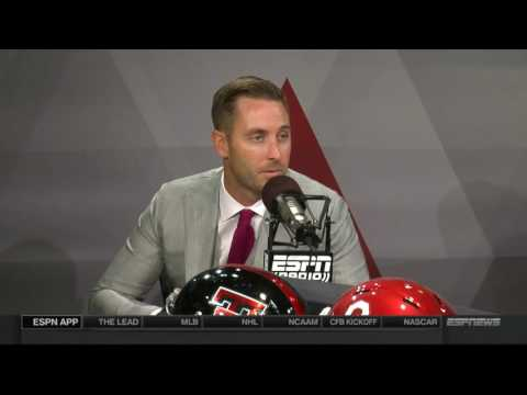 Kingsbury joins Russillo & Kanell on ESPN Radio