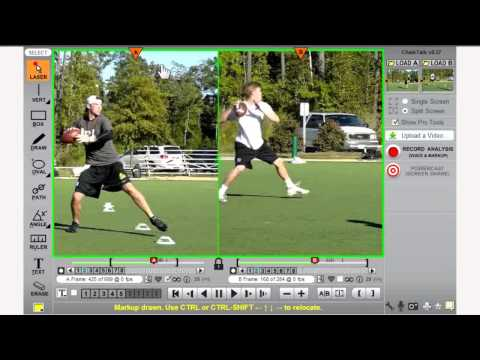 Quarterback Throwing Mechanics - with Bill Renner