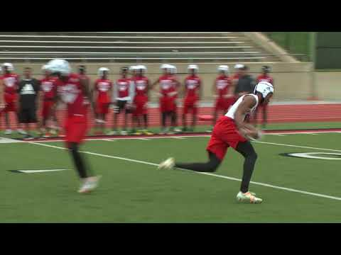 Kennedy Lewis Highlights #347 Rivals Camp Series Dallas 2018