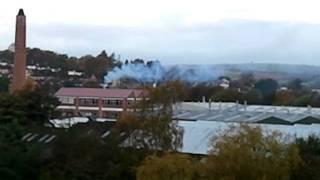 blue smoke heathcoats 1/11/11 7.00am