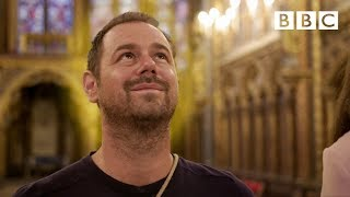 Danny Dyer, not just a king, but a SAINT. Priceless. 😂 🙌😇