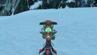 world of warcraft® pet lil kt idle animation
